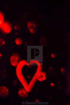 """""""Red Heart"""" by Gema Ibarra at Picfair Heart, Red, Romantic Night, Valentines, Hearts"""