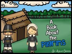 Teaching Thanksgiving I created this book to help my students learn about the Pilgrims. A Book About The Pilgrims Thanksgiving Activities, Holiday Activities, Kindergarten Thanksgiving, Teacher Freebies, Teacher Resources, Teaching Ideas, Create This Book, School Holidays, School Days
