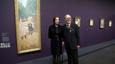 US couple Marlene and Spencer Hays have bequeathed their enormous collection of late 19th and early 20th century masterpieces to the Musée d'Orsay in Paris upon their death, in the largest gift to a French museum by a foreign donor in over 70 years.