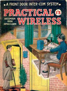 Practical Wireless, December 1956.