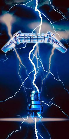 Metallica Cover, Metallica Music, Heavy Metal Art, Heavy Metal Bands, Classic Rock Albums, Rock Band Posters, Gothic Fantasy Art, Band Wallpapers, Metal Albums