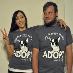 Boycott Puppy Mills Shirt