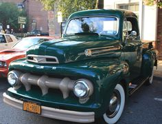 1952 Ford..Re-pin brought to you by agents of #carinsurance at #houseofinsurance in Eugene, Oregon