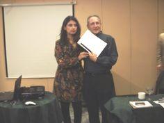 Entrega diploma septiembre 2010