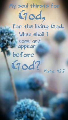Psalms 42:2 http://www.weca.com/ https://www.facebook.com/WECAChurch https://twitter.com/WECAChurch https://www.youtube.com/channel/UC9jBWS1hDkcdws_FtOQP5zQ