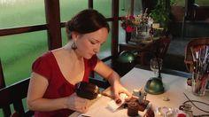 Drát, cín, páska a pájka - takhle vzniká cínový šperk on Vimeo Soldering Jewelry, Jewelry Tools, Metal Jewelry, Jewelry Making, Jewelry Ideas, Workshop, Stained Glass Projects, Precious Metals, Metal Working