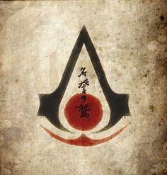 Assassin's creed rising sun logo