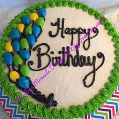 Moo-Less Morsels Dairy and Egg Free Dessert buttercream birthday cake