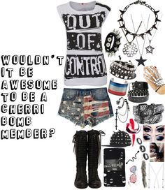 """Just Imagine"" by xxxbloodyrosexxx ❤ liked on Polyvore"