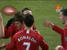 [HQ] FA Cup Manchester United 2-1 Tottenham Hotspur Berbatov HD