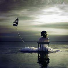 Alicia Savage Wading Sails