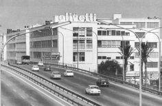Hispano Olivetti, factoria de Barcelona, Catalunya (any Barcelona Catalonia, Best Cities, The Good Place, Street View, City, World, Portable Typewriter, Design History, How To Make Light