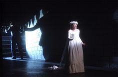 Bluebeard's Castle, Seattle Opera, dir. Robert Lepage