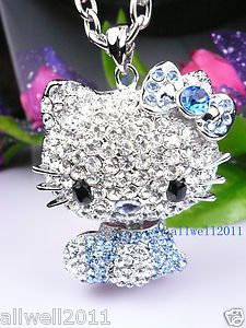 Hello Kitty jewelry is always pretty.