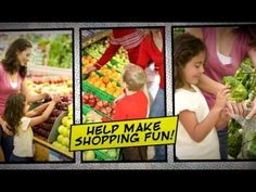 Teaching your kids to eat right can be one of the most important things you do as a parent. This video has some helpful tips for establishing healthy eating habits in your family. Healthy Eating For Kids, Healthy Eating Habits, Healthy Living, Nutrition Classes, Nutrition Tips, Eating Quotes, Kids Health, Eat Right, Wellness Tips