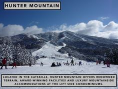Jack Ryger pins the best skiing getaways just outside of NYC
