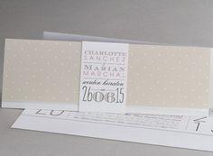 #Letterpress #Hochzeitskarten In #Althochdeutsch #kreativehochzeitskarten # Einladungskarten Old Fashioned M26 009 M 3 Teilige Hochzeitskarten .