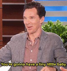 Ben on the Ellen show