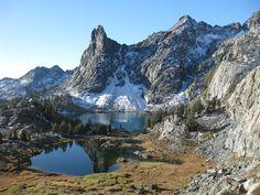 John Muir Trail- California
