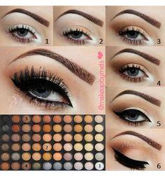 Make up Neutra - Paleta de 180 cores
