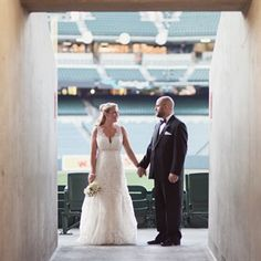 An Oriole Park Wedding in Baltimore, MD