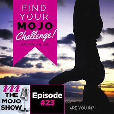 Could you use more #mojo in your daily life?  We're so extra stoked to announce the Find Your MOJO Challenge! Running January 1-31 2016 this lifestyle design #challenge will take you beyond the pose-a-day curriculum and into techniques we use to build the lifestyle of our dreams every single day. From goal setting to time management mindfulness practices to budgeting and self-care to of course yoga this challenge offers you the opportunity to build a well-rounded lifestyle design practice…