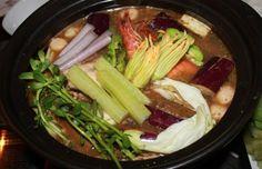 The Southern dish Bông súng mắm kho