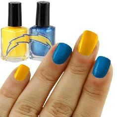 NFL San Diego Chargers perfect for my sister