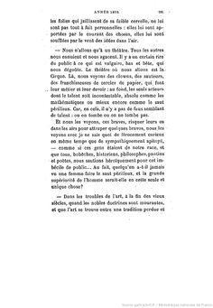 """Journal des Goncourt : mémoires de la vie littéraire.... I. (1851-1861). - 1851 (La couv. porte en plus : """"4e mille"""")   Gallica"""