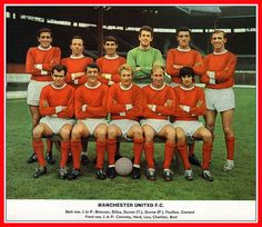 1963/1964 Manchester United