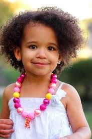 I love to smile when I wear a beaded pink necklace. #Kids #Jewelry