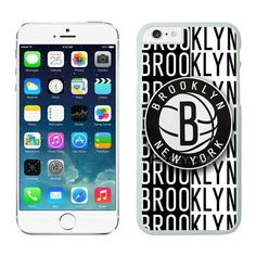 http://www.xjersey.com/brooklyn-nets-iphone-6-cases-white02.html Only$21.00 BROOKLYN #NETS #IPHONE 6 CASES WHITE02 #Free #Shipping!