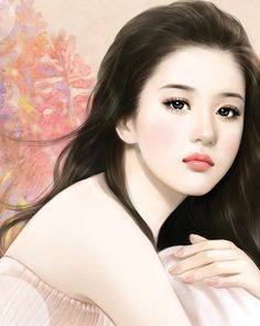 Cute Nature Drawings Anime Girls Ideas For 2019 Beautiful Fantasy Art, Beautiful Anime Girl, Beautiful Drawings, Chinese Drawings, Chinese Art, Art Drawings, Nature Drawing, Painting Of Girl, Digital Art Girl