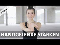Handgelenke Stärken Dehnen Schützen | Yoga Mobility | Schmerzen vorbeugen - YouTube