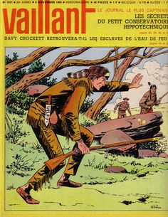 Cover for Vaillant (Éditions Vaillant, 1945 series) #1017