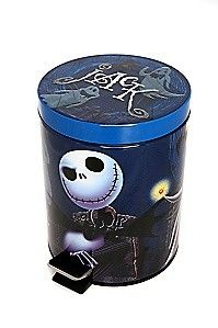 The Nightmare Before Christmas Jack Trash Can