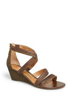 Nina Originals 'Nadja' Wedge Sandal available at #Nordstrom