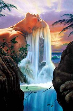 """""""Island Dream"""" - Fine Art - JimWarrren.com"""