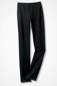 Ponte Perfect® Holly Pants, Black