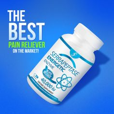 REDUCES PAIN CAUSED by CYSTIC BREAST DISEASE – Serrapeptase has been found to reduce breast pain and swelling in over 85% of the patients taking the supplement.