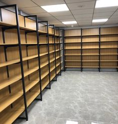 wholesale wall display shelves for shop Shoe Store Design, Clothing Store Design, Retail Store Design, Shop Shelving, Display Shelves, Baby Store Display, Shelves For Sale, Supermarket Design, Store Layout