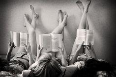 Trio de lecture By Fraise des Bois