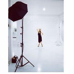 SHOOT || Behind-the-scenes at our SPRING/SUMMER 2015 Little Joe Woman studio shoot. #MoreToCome #ExcitingNews #LittleJoeWoman  @joe_coffey