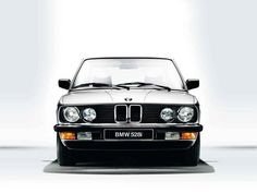 Throwback Thursday: Forever a classic - the BMW 528i.
