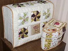 Мастер-класс: чехол для швейной машинки - Ярмарка Мастеров - ручная работа, handmade