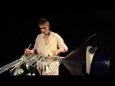 ▶ Baschet Soundsculpture in KYOTO 2013 - YouTube