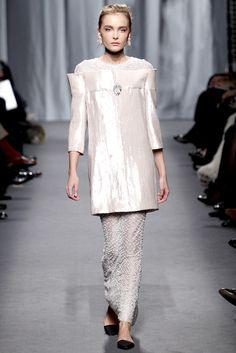Chanel Spring 2011 Couture Fashion Show - Snejana Onopka