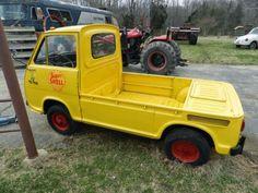 Small Trucks, Mini Trucks, Small Cars, Cool Trucks, Truck Flatbeds, Pickup Trucks, Truck Parts, Subaru Cars, Panel Truck