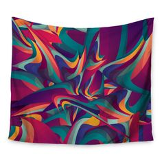Found it at Wayfair - Wrong Past by Danny Ivan Wall Tapestry