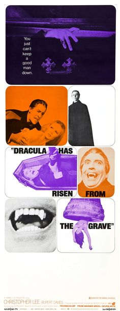 Dracula Has Risen from the Grave (1968)